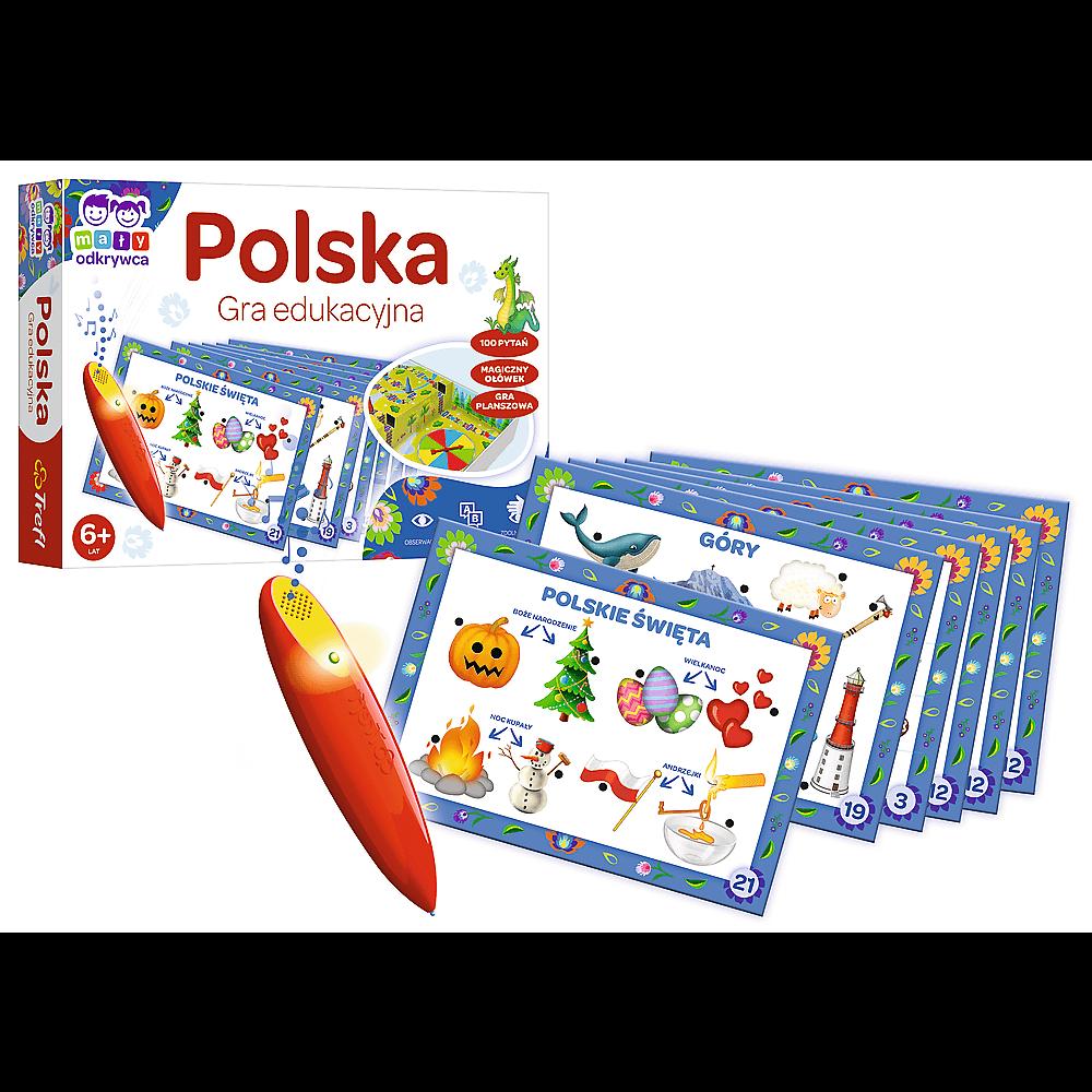 Gra Polska Magiczny ołówek