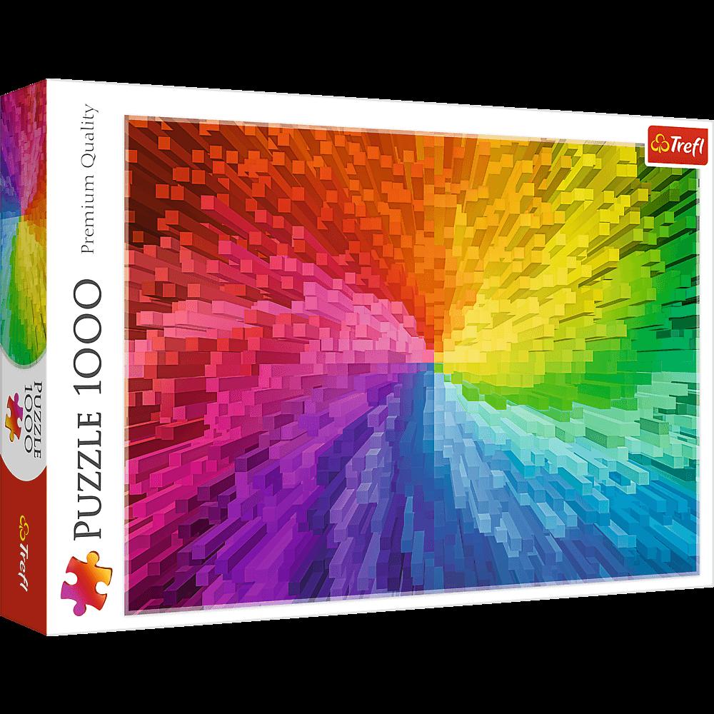 puzzle gradientowe