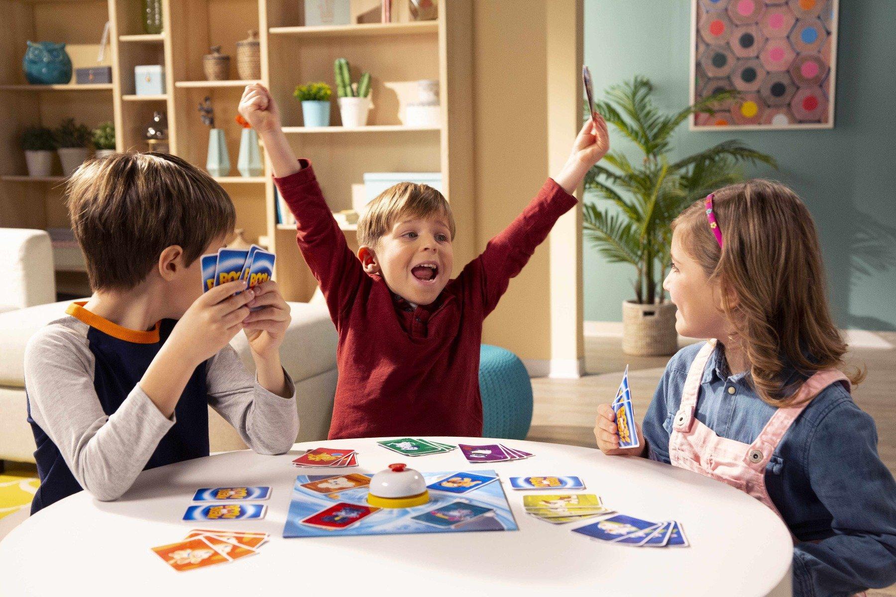 Dzieci grające w Boom boom