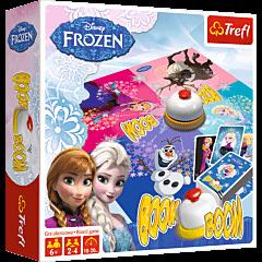 Boom Boom Frozen - gra planszowa od Trefl