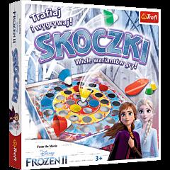 Skoczki Frozen 2 Gra Trefl zdjęcie 1