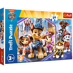 Psi Patrol Puzzle 24 maxi Trefl