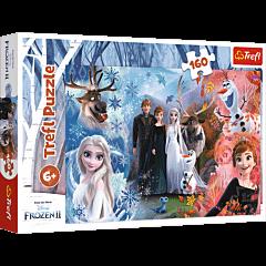 Chcę uwierz snom Frozen II Disney Trefl Zdjęcie 1