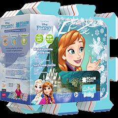 Układanka Puzzlopianka Frozen - puzzle piankowe od Trefl
