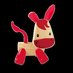 Zabawka drewniana Osioł Hape