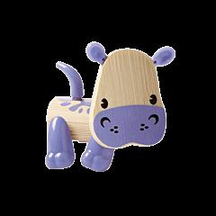 Zabawka drewniana Hape Hipopotam