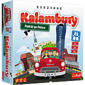 Game Kalambury. A trip around Poland