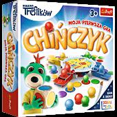 Chińczyk Moja pierwsza gra Rodzina Treflików