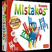 Mistakos krzesła 4-os