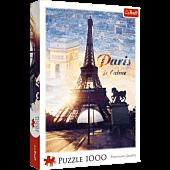 Paris at daw