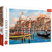 Afternoon in Venice - Canal Grande