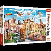 Funny Cities - Wild Rome