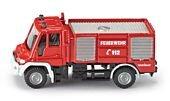 Siku 10 - Wóz strażacki Unimog