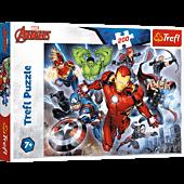 Waleczni Avengersi