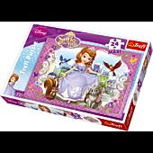 Najlepsi przyjaciele Zosi - Puzzle Maxi