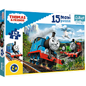 Speeding locomotives