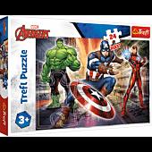 W świecie Avengersów