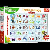 Trefliki poznają alfabet