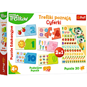 Treflik learn about numbers