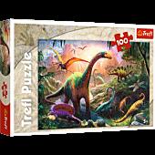 Dinosaurs' land