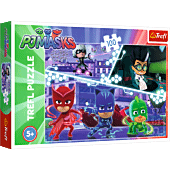 PJ Masks in action