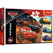 Lightning McQueen with friends