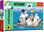 Moomins at the lake