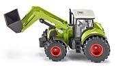 Siku Farmer - Traktor Claas z przednią ładowarką