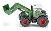 Siku Farmer - Traktor Fendt z przednią ładowarką