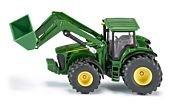 Siku Farmer - Traktor John Deere z przednią ładowarką