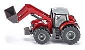 Siku Farmer - Traktor Massey Ferguson z ładowarką
