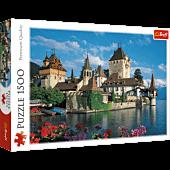 The Oberhofen Castle, Switzerland