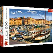 Old Port in Saint Tropez