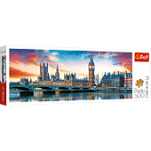 Big Ben and Palace of Westminster, London