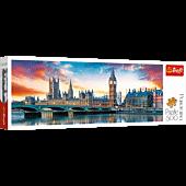 Big Ben i Pałac Westminsterski, Londyn