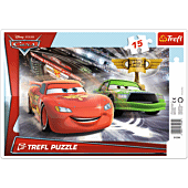 Race to win the cup - Frame Puzzles
