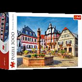 Rynek w Heppenheim, Niemcy