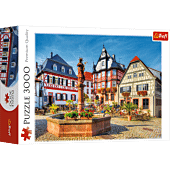 Market Square, Heppenheim, Germany