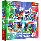 PJ Masks team
