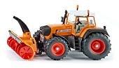 Siku Farmer - Traktor Fendt z odnieżarką
