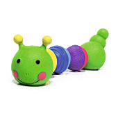 8 pcs beads caterpillar bath toy