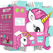 Układanka Puzzlopianka Unicorn