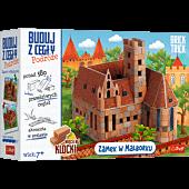 Brick Trick Podróże Zamek Malbork