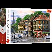 Uliczka Paryża