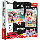 Minnie's hobby