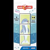 Magicube Mix & Match Zwierzęta morskie - klocki magnetyczne 3 el.
