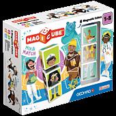 Magicube Mix & Match - klocki magnetyczne 6 el.