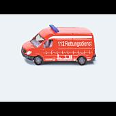 Siku 08 - Ambulans