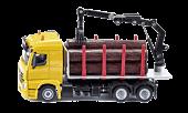 Siku Super - Ciężarówka do przewozu drewna