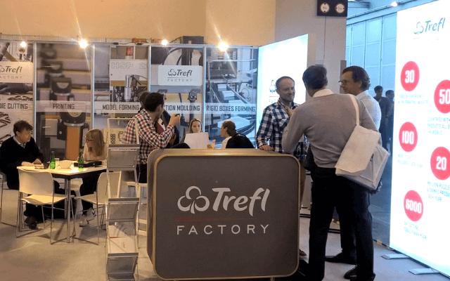 Trefl Factory na Międzynarodowych Targach Gier SPIEL 2018 w Essen